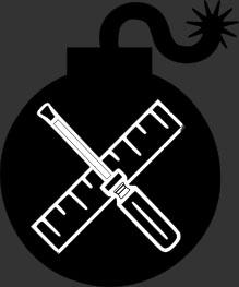 Design Build Destroy Logo